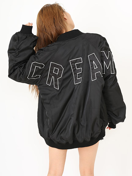 CREAM logo big MA-1